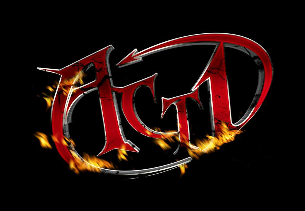 ACT1バンドロゴ【logo design】