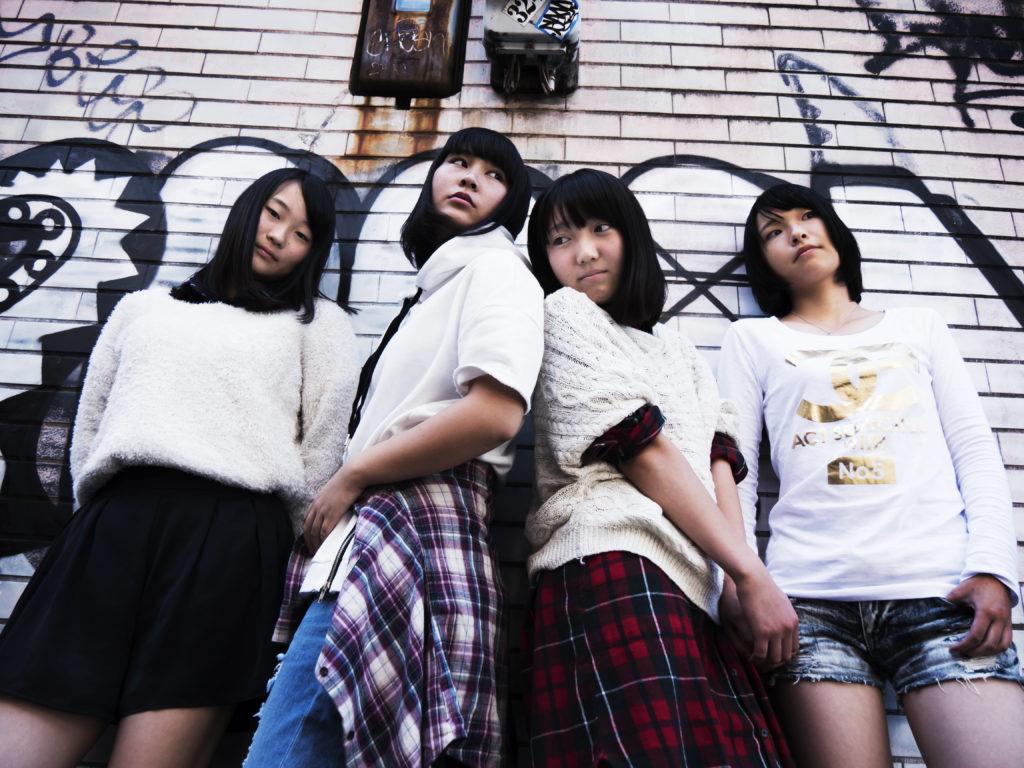 BLOOM OF GIRLS【ArtistPhoto】