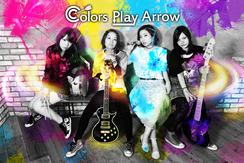 ColorsPlayArrow【ArtistPhoto】