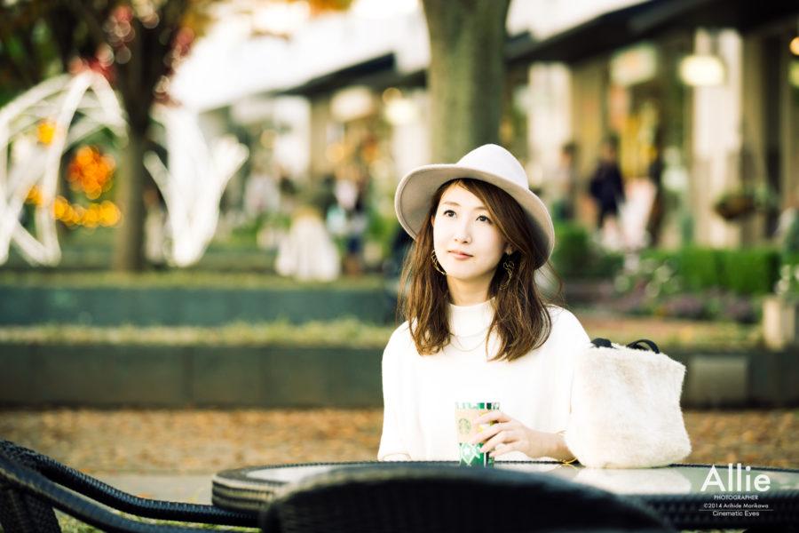 長田真里奈【Fashion Photo】