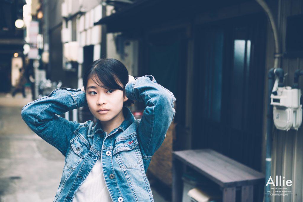 misaki【Portrait Photo】
