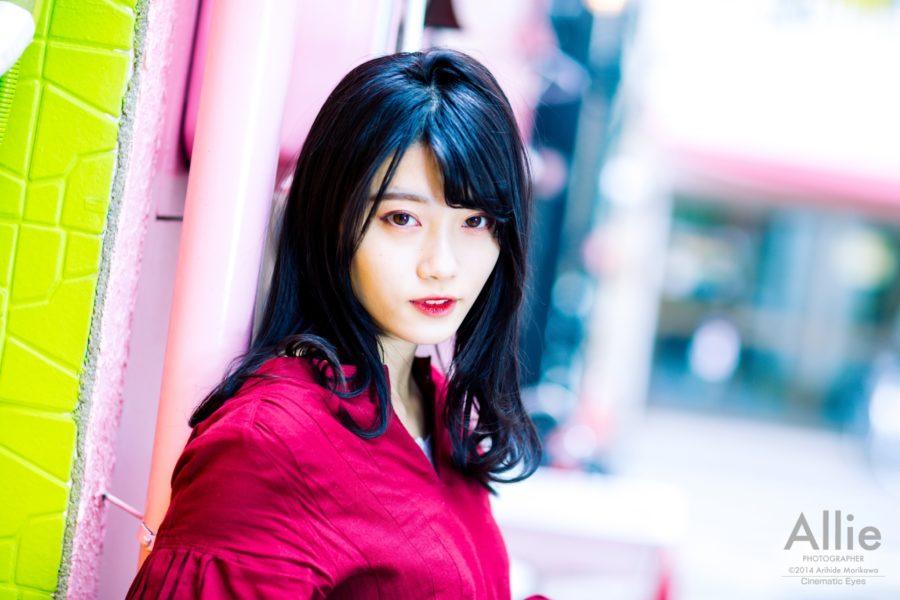 インスタで大人気モデル・ましゅろ〜さんとポートレート撮影!