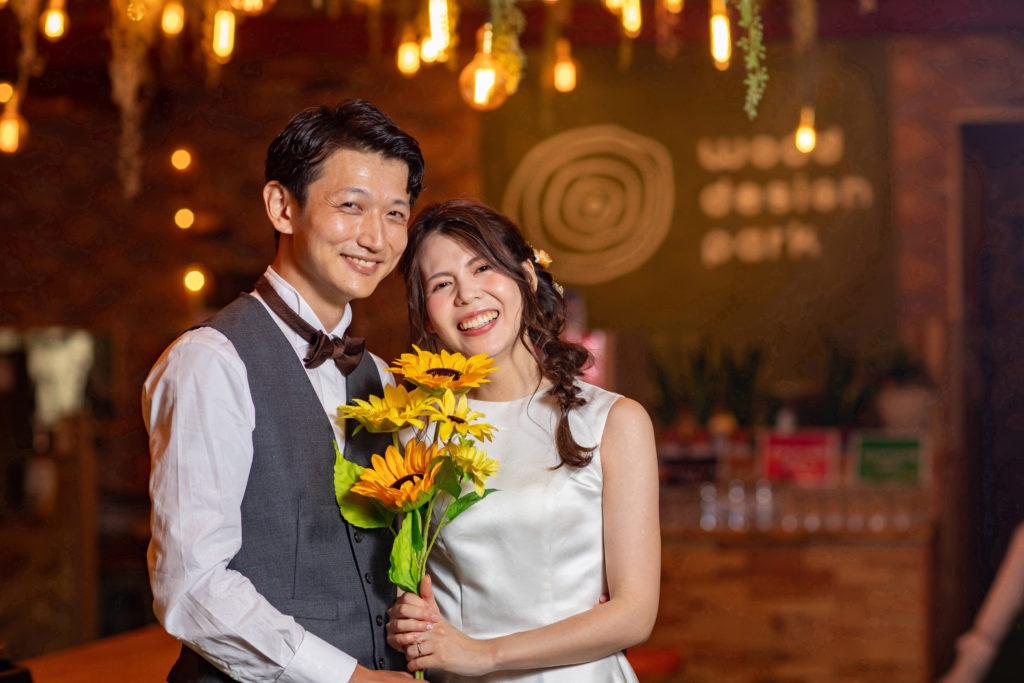 【ウッドデザインパーク野並・WeddingPhoto】